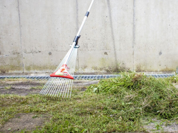 草刈り・お庭のお掃除